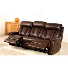 Leather Electric Recliner Sofa Leather Sofa Electric Recliner Adrop Me