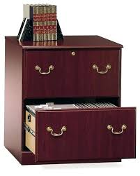 bush somerset lateral file cabinet bush lateral file cabinet cherry wood lateral file cabinet bush
