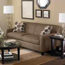 Living Room With Dark Brown Sofa by Living Room Ideas Creative Ornaments Dark Brown Couch Decorating