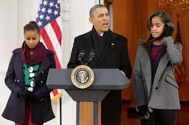 Washington Dc Thanksgiving Events Gallery Sasha And Malia Obama Poised At Thanksgiving Event