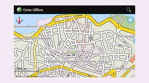 Map Of Crete Greece by Offline Map Crete Greece Apk Review Youtube