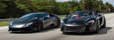 Lamborghini Huracan All Black - mclaren 650s spider and lamborghini huracan