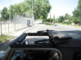 jeep soft top open lj sunider soft top help to answer a question in the lj picture
