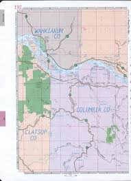 Detailed Map Of Washington State by Vancouver Metro Area Road Map
