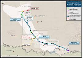 Interstate 26 Map Midship Pipeline Company Llc Cheniere Energy