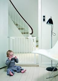 Child Stair Gates Argos by Babydan Premier True Pressure Fit Safety Gate White Amazon Co
