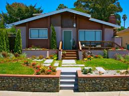 related to curb appeal maintenance mid century modern cottage with