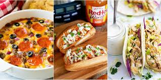 3 Crock Pot Buffet Recipes by 18 Best Super Bowl Slow Cooker Recipes U2013 Crockpot Food Ideas For