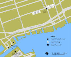 Porter Airlines Route Map by Ferry Schedule Portstoronto