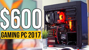build a 600 ryzen 5 gaming pc pc build guide 2017 ft ryzen