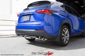 lexus is exhaust tanabe exhaust for lexus nx200t f sport more japan blog