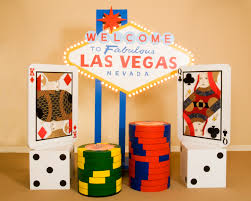 fresh vegas themed decorations home decoration ideas designing