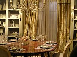 Drapes For Formal Dining Room Traditional Window Treatment Styles Window Blinds Tips