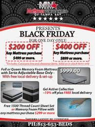 black friday deals on mattresses more black friday deals mattress warehouse of tampa bay