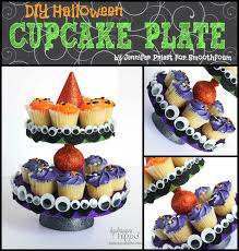 halloween cupcake stands spooky halloween cupcake plate smoothfoam