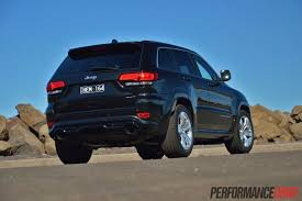 jeep grand cherokee srt 2014 jeep grand cherokee srt review video performancedrive