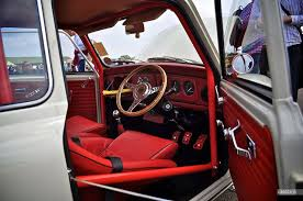 Custom Classic Mini Interior Classic Mini Interior Red Miss Mini Pinterest Classic