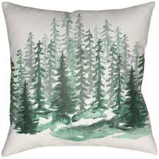theme pillows christmas throw pillows you ll wayfair