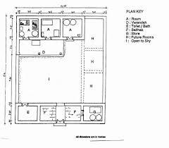 Floor Plan Of A Store World Housing Encyclopedia Whe