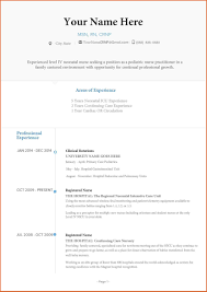 Resume Certification Sample Resume With Certifications Sample
