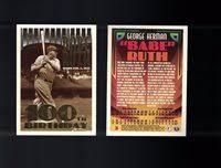 collectors com trading cards conlon collection conlon collection