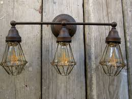 Recessed Vanity Lighting Lighting Design Ideas Good Fixtures Edison Bulb Vanity Light Nice
