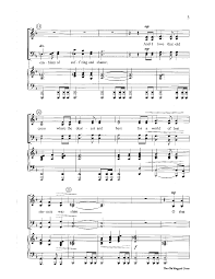 That Old Rugged Cross Old Rugged Cross Satb By Bennard G Ran J W Pepper Sheet Music