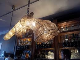 Gun Chandelier Lovely Gun Chandelier In Café Proust Amsterdam It S Because You