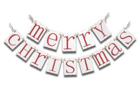 merry christmas banner pan trading