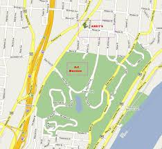 Map Cincinnati Cincinnati World Cinema Blue Velvet