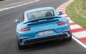 blue porsche 2016 porsche 911 turbo s 2016 wallpapers and hd images car pixel