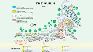 surin beach map tidal treasures