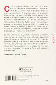 couverture de livre vierge amazon fr vercingétorix camille jullian livres