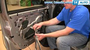 how to install replace power window motor dodge stratus 01 06