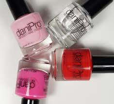 live swatch and review danipro nail polish youtube