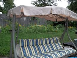 10x10 Canopy Frame Only by Home Trends Swing Walmart Replacement Canopy Garden Winds