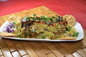 indian chaat cuisine samosa chaat picture of bay leaf indian cuisine eagan tripadvisor