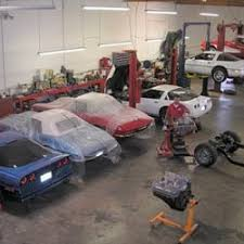 corvette specialties corvette specialty auto repair 12393 doherty st riverside ca