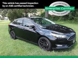 used black ford focus for sale edmunds
