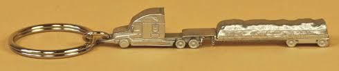 Gifts For Truckers Truckers Truck Driver Keychains Collectibles Promo Items
