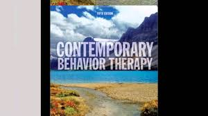 solution manual for contemporary behavior therapy 5th edition