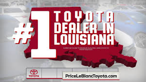lexus dealership baton rouge price leblanc toyota 1 toyota dealer in louisiana youtube