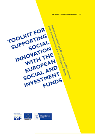 erdf si e social toolkit for supporting social innovation with the esif