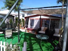 Porch Caravan Awnings For Sale Hobby Caravan U0026 Awning For Sale On Camping Almafra Caravan Park In