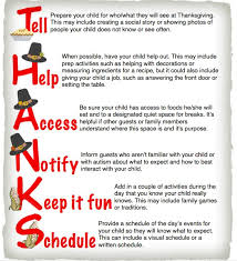 hints for the holidays 6 tips for success on thanksgiving