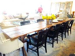 long narrow rustic dining table skinny dining table long tables narrow plans rustic kitchen home