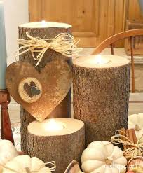 Log Centerpiece Ideas by 65 Best Samantna Images On Pinterest Log Candle Holders Tea
