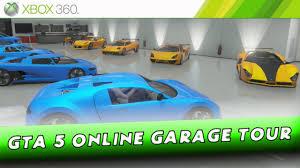 grand theft auto 5 online 10 car garage showcase including