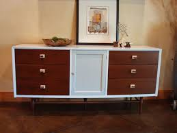 Modern Furniture Dressers by 56 Best Painted Mid Century Modern Dressers Images On Pinterest