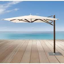 13 Foot Cantilever Patio Umbrella Best 25 Rectangular Patio Umbrella Ideas On Pinterest Patio Set